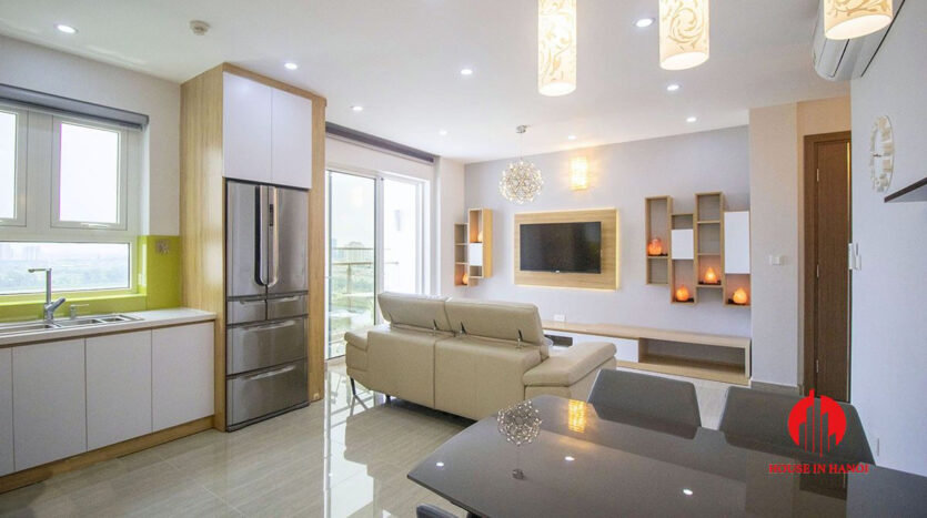 golf view 2 bedroom apartment in ciputra 3