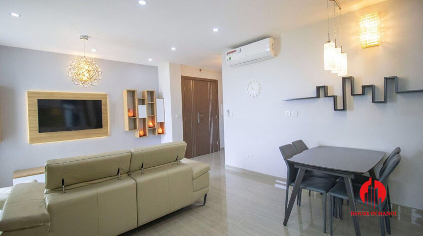 golf view 2 bedroom apartment in ciputra 4