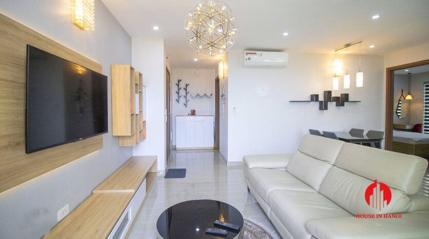 golf view 2 bedroom apartment in ciputra 5