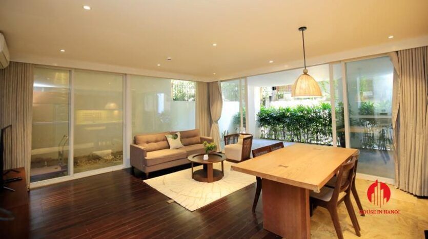 high standard 2BR apartment in tay ho 12