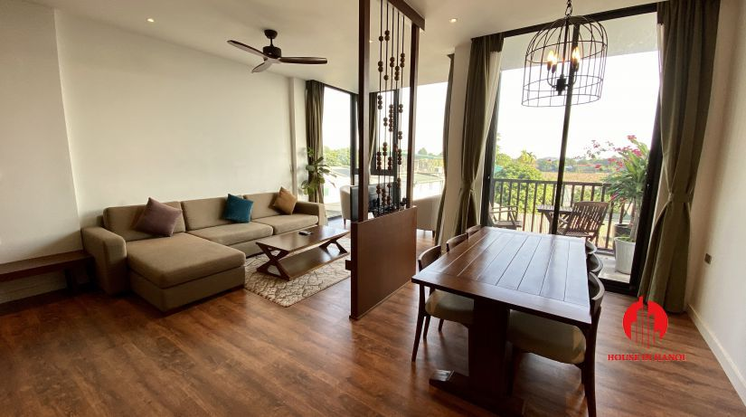 japanese style apartment in tay ho 1