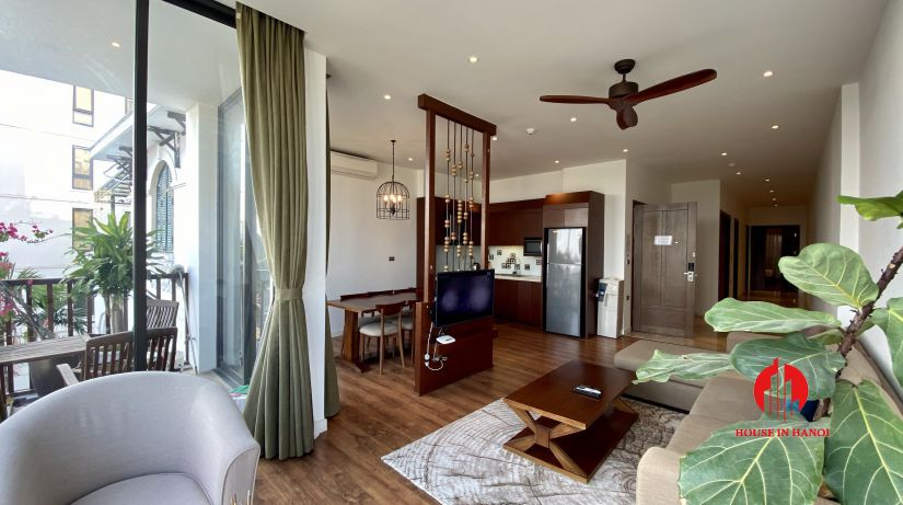 japanese style apartment in tay ho 3