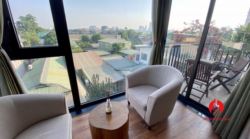 japanese style apartment in tay ho 4