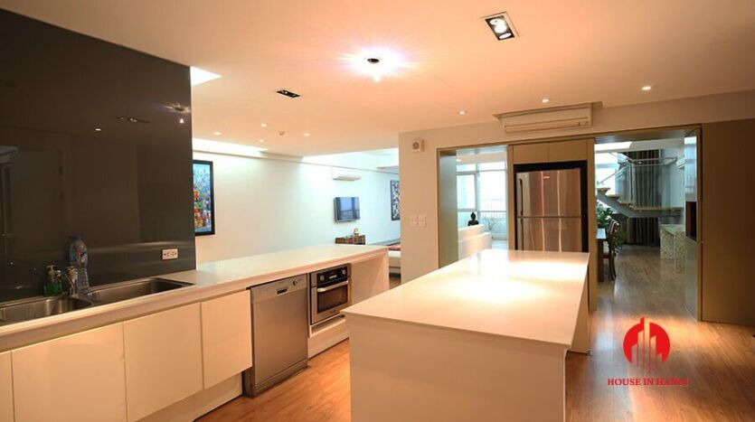 lavish penthouse for rent in ciputra 2
