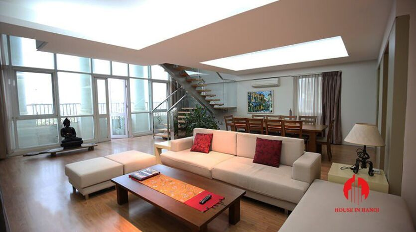 lavish penthouse for rent in ciputra 4