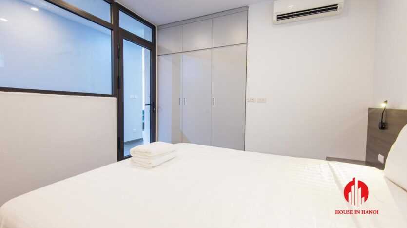 lovely 1 bedroom apartment for rent on linh lang 20