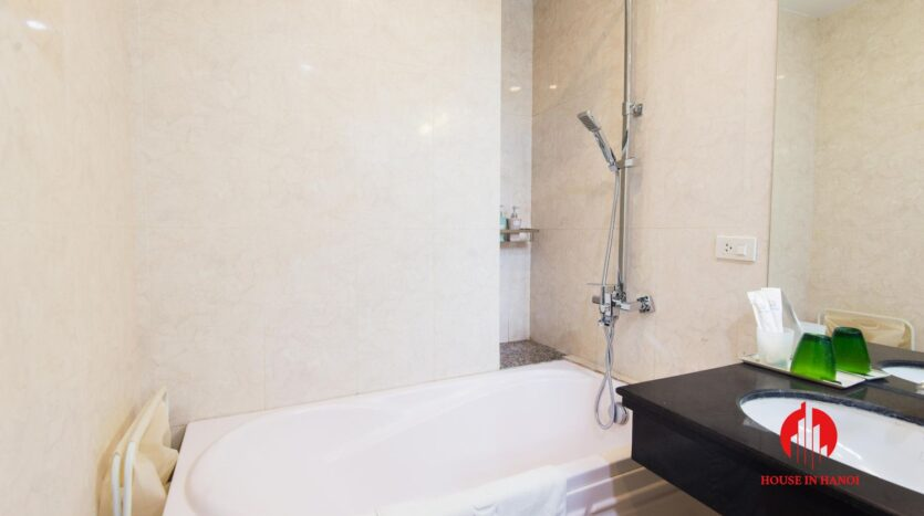 lovely 1 bedroom apartment for rent on linh lang 6