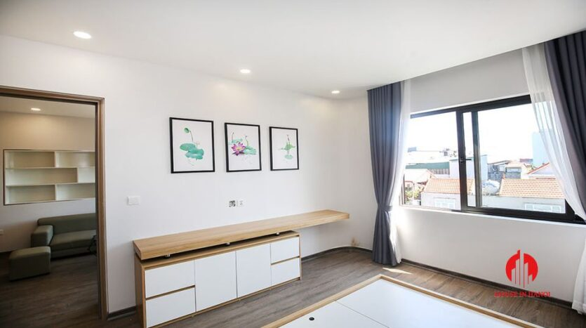 new 1 bedroom apartment on trinh cong son 12