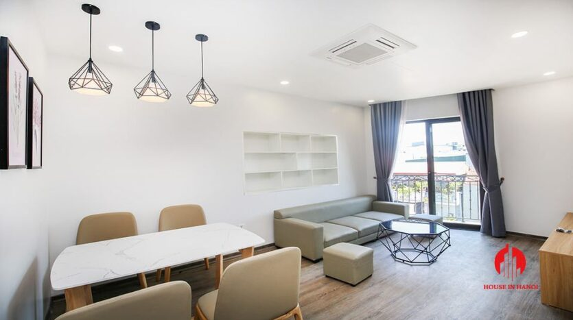 new 1 bedroom apartment on trinh cong son 3