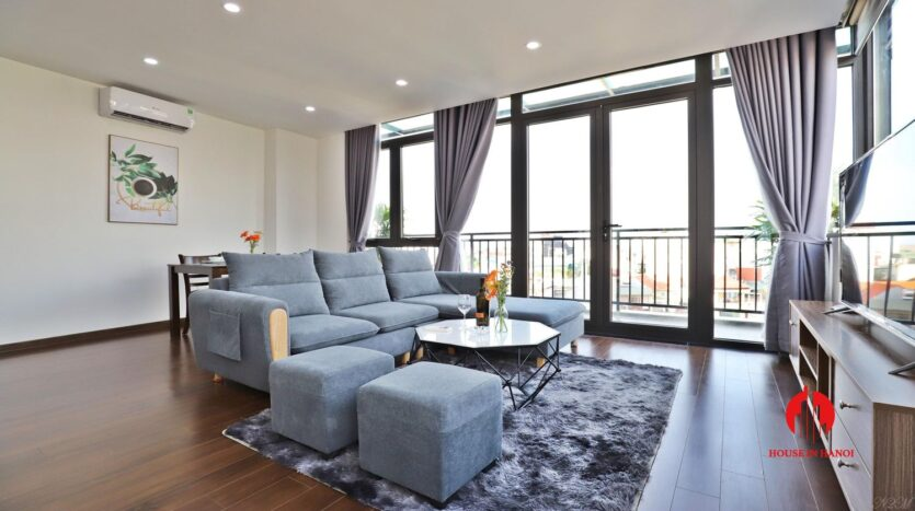 new lake view apartment on trinh cong son tay ho 25