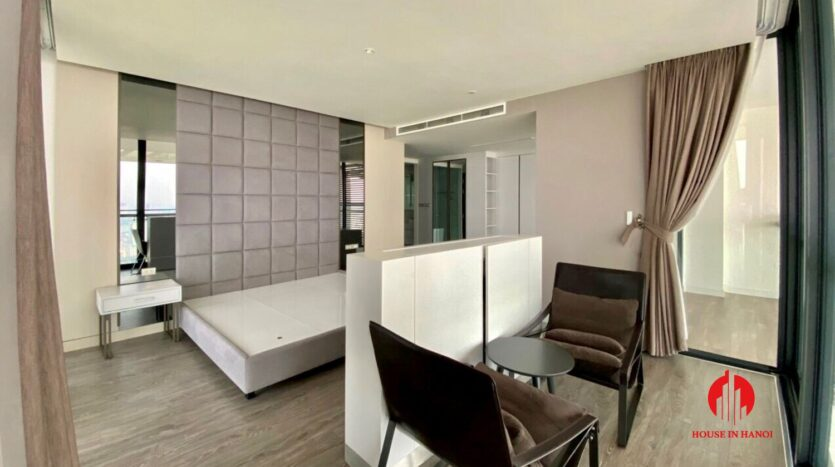 nice penthouse for rent in ngoai giao doan 3