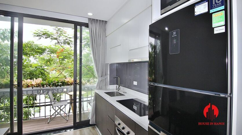 pretty studio for rent in tay ho 1