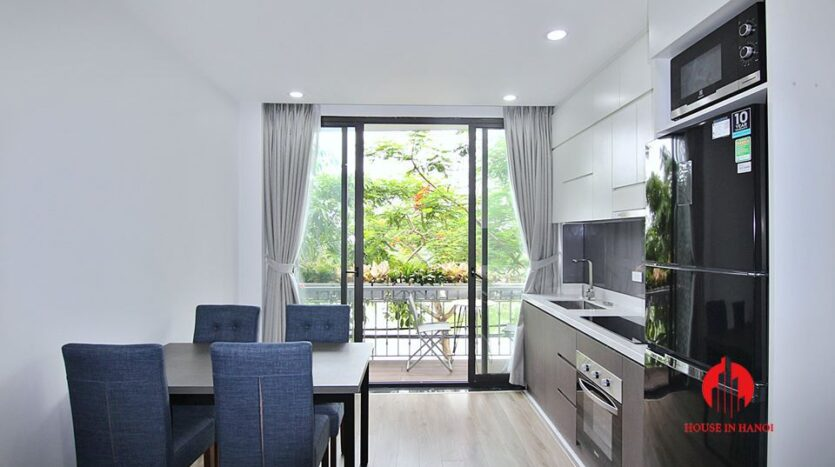 pretty studio for rent in tay ho 11