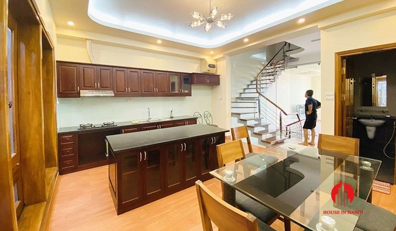 private house for rent in tay ho 10