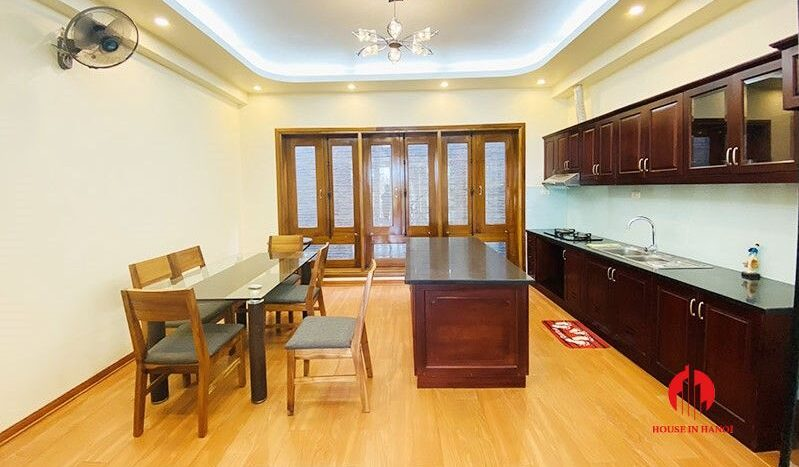 private house for rent in tay ho 8