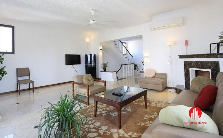 triplex apartment for rent in tay ho 23