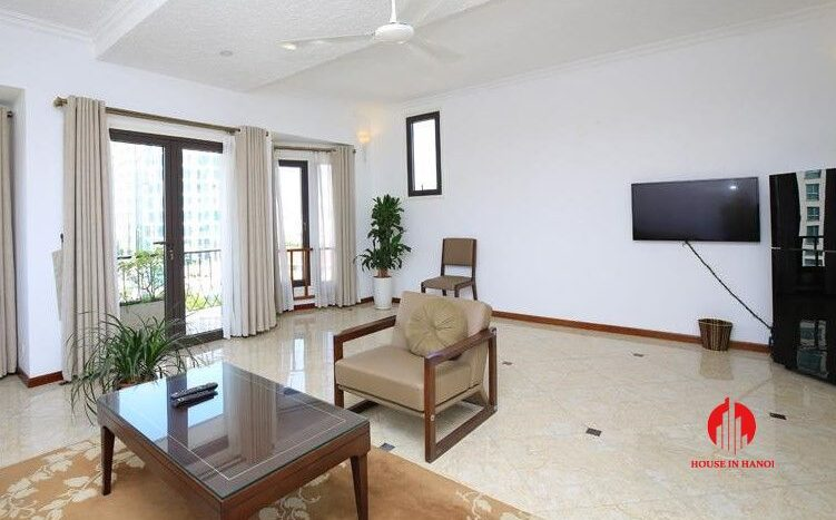 triplex apartment for rent in tay ho 25