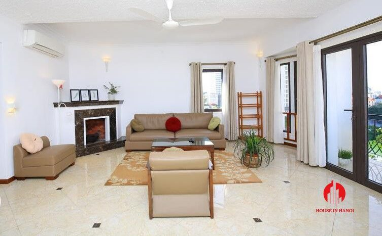 triplex apartment for rent in tay ho 26