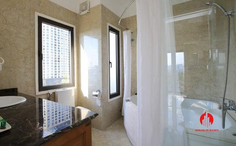 triplex apartment for rent in tay ho 37
