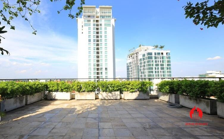 triplex apartment for rent in tay ho 40