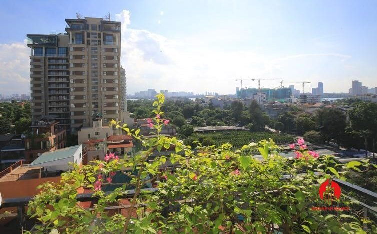 triplex apartment for rent in tay ho 44
