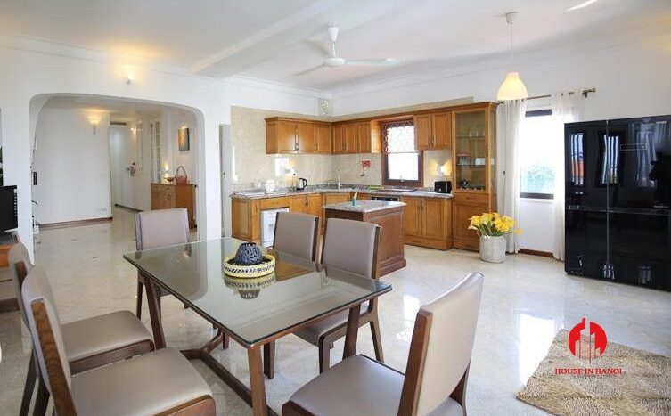 triplex apartment for rent in tay ho 6