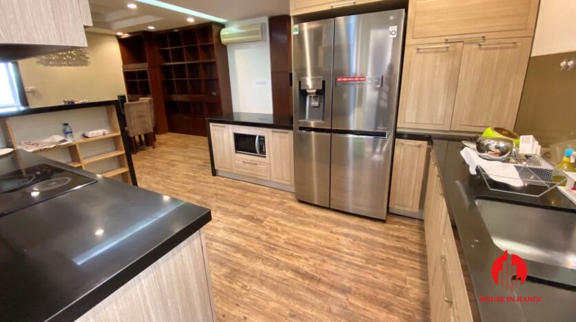 western style apartment for rent in ciputra 3