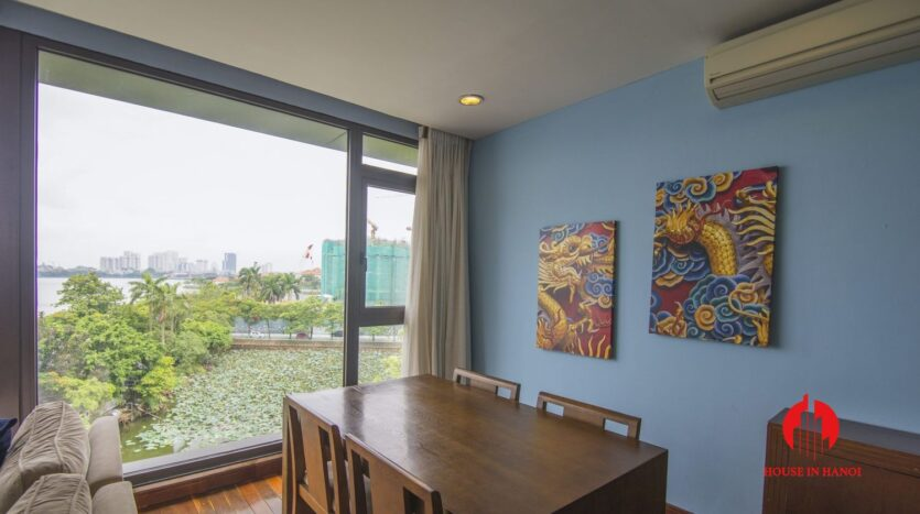 2 bedroom apartment on quang khanh with lake view balcony 10