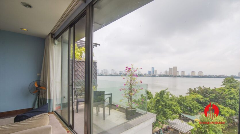 2 bedroom apartment on quang khanh with lake view balcony 11