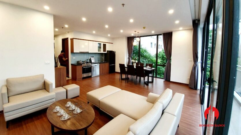 3 bedroom apartment for rent on tu hoa 2