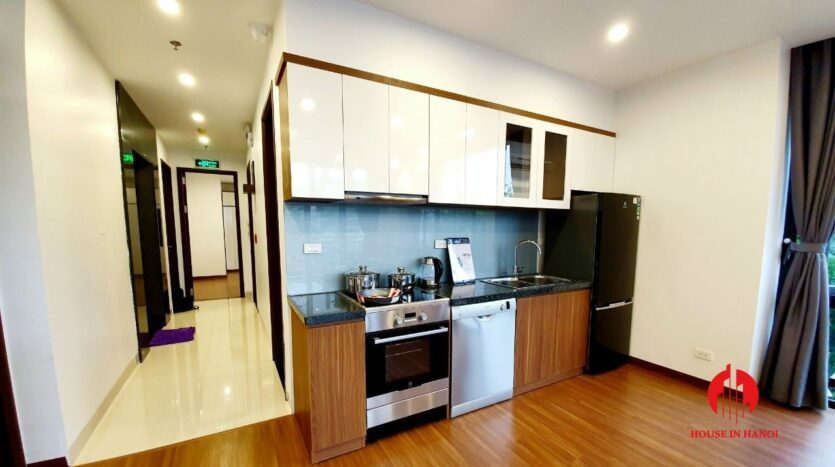 3 bedroom apartment for rent on tu hoa 6