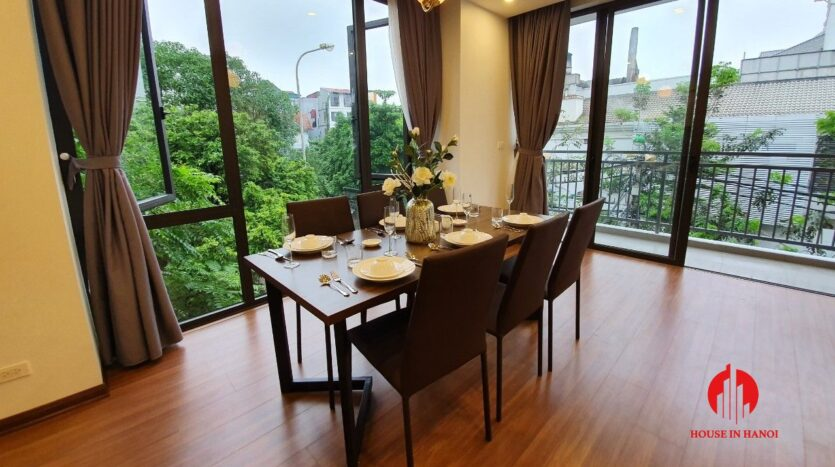 3 bedroom apartment for rent on tu hoa 8