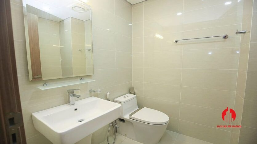 Cheap 90m2 apartment for rent in Ciputra L3 Tower 16