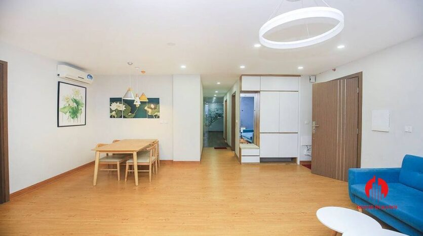 Cheap 90m2 apartment for rent in Ciputra L3 Tower 4