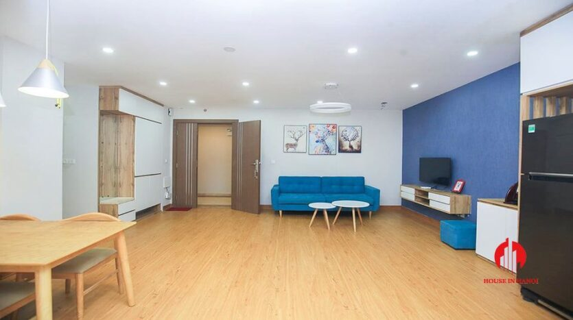 Cheap 90m2 apartment for rent in Ciputra L3 Tower 7
