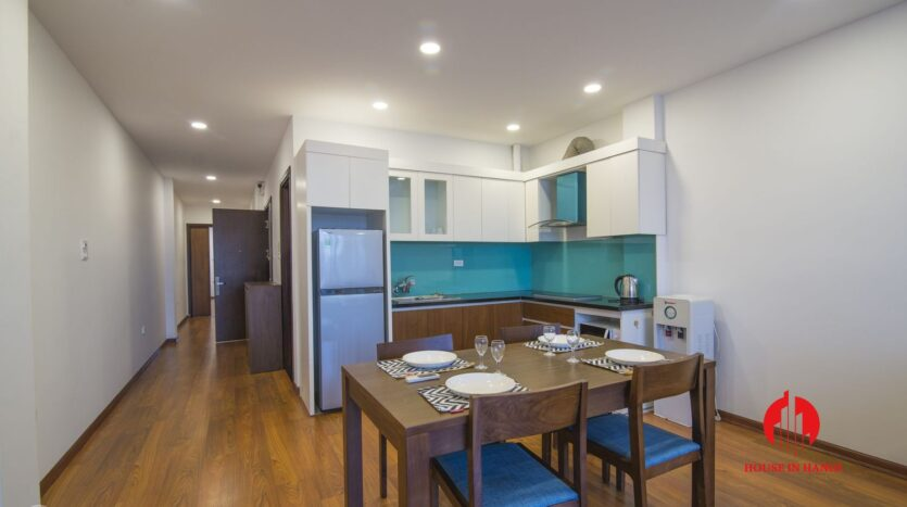affordable lake view apartment on xuan dieu west lake 10
