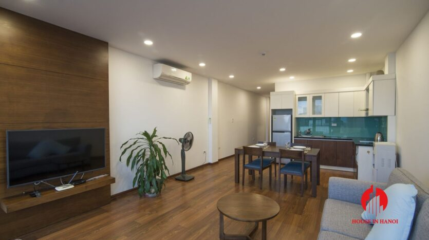 affordable lake view apartment on xuan dieu west lake 3