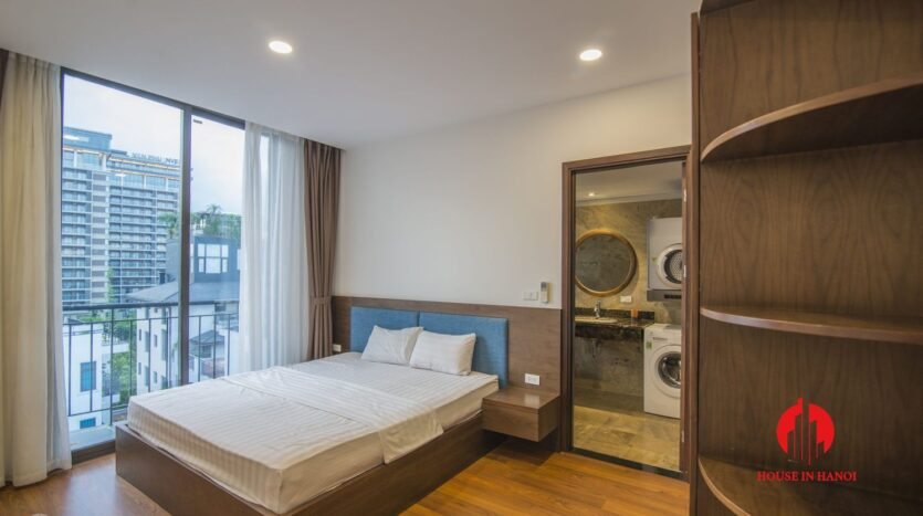 affordable lake view apartment on xuan dieu west lake 5