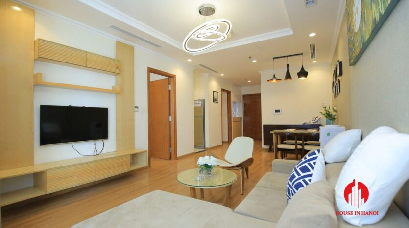 apartment for rent in vinhomes nguyen chi thanh 1