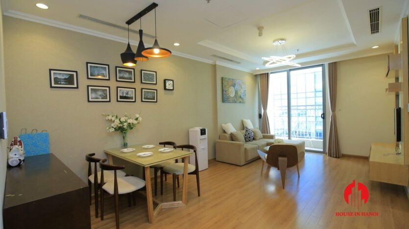 apartment for rent in vinhomes nguyen chi thanh 13