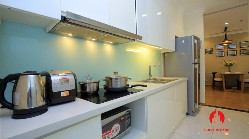 apartment for rent in vinhomes nguyen chi thanh 7