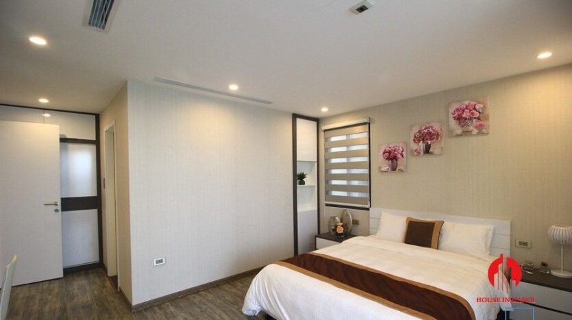 apartment for rent on nguyen dinh thi 10