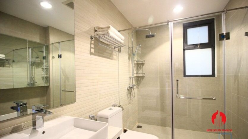 apartment for rent on nguyen dinh thi 14