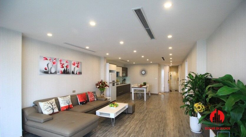 apartment for rent on nguyen dinh thi 2