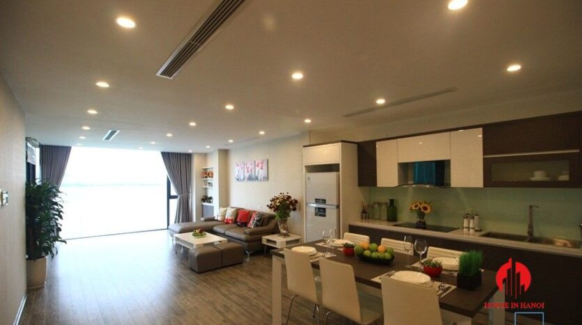 apartment for rent on nguyen dinh thi 4