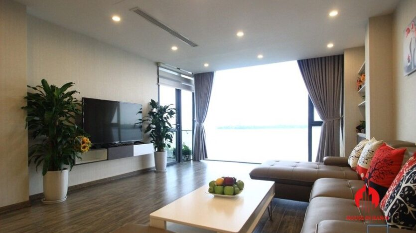 apartment for rent on nguyen dinh thi 5