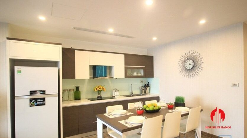 apartment for rent on nguyen dinh thi 6