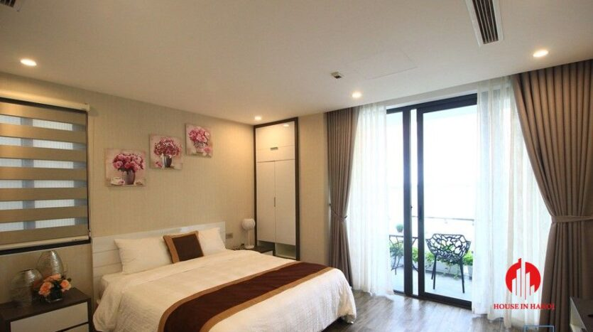 apartment for rent on nguyen dinh thi 7