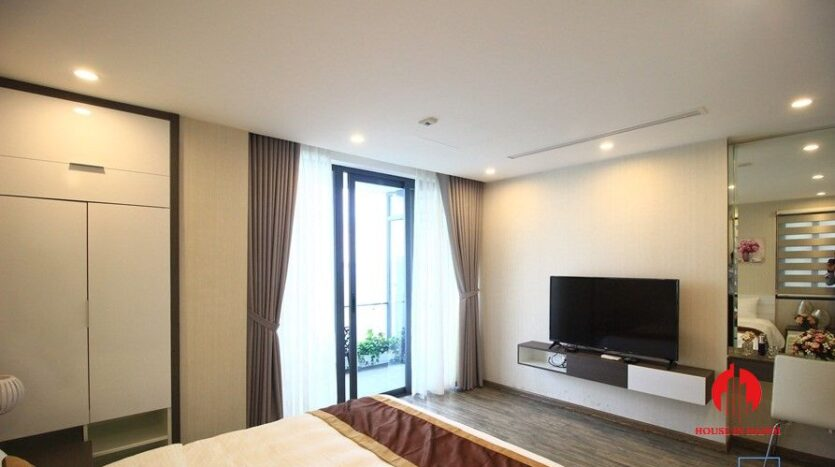 apartment for rent on nguyen dinh thi 8