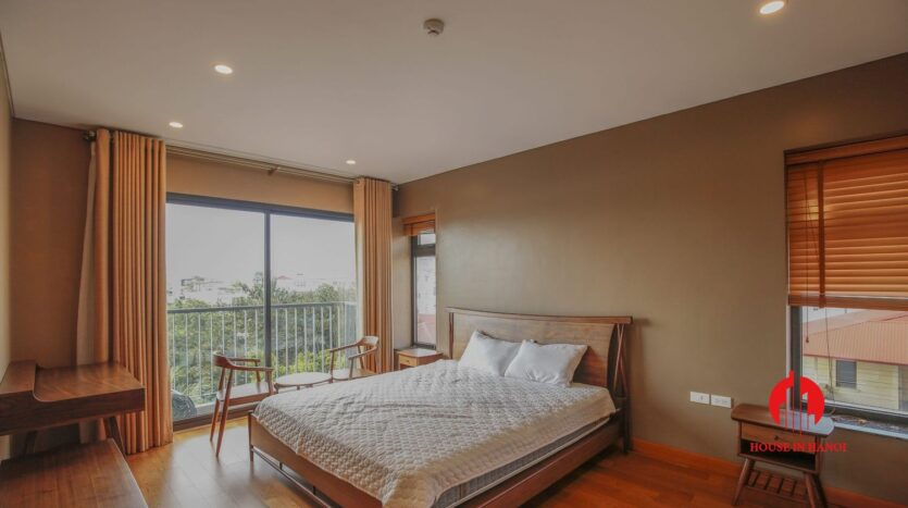 apartment for rent on to ngoc van lake view bedrooms 1